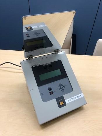 マスクフィッティングテスターMT-03本体